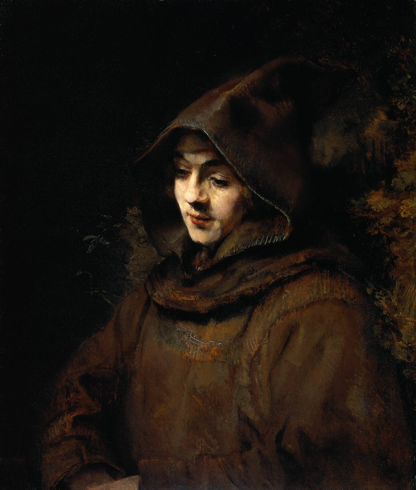 titus-van-rijn-in-a-monk-s-habit-1660